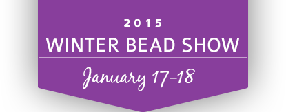 2015 Winter Bead Show