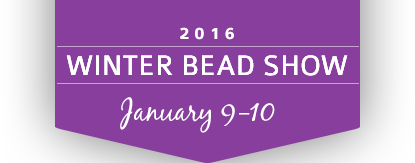2016 Winter Bead Show